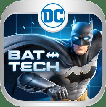 DC: Batman Bat-Tech Edition